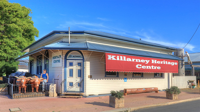 Killarney Heritage Centre 640